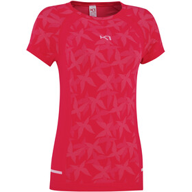 Kari Traa Bttrfly T-Shirt Women, shock